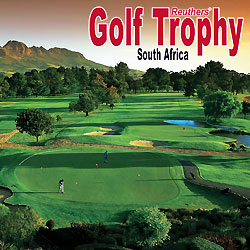 South Africa Golf Trophy