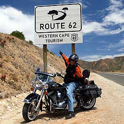 Motorcycle Tours South Africa Route62
